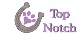 Top Notch Equestrian & K-9 Center logo